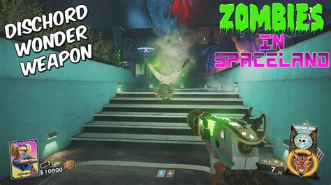 dischord zombies in spaceland zombies in spaceland dischord wonder weapon guide youtube