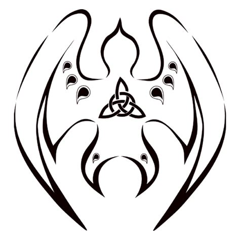 dove tribal tattoo dove by dhyr on deviantart