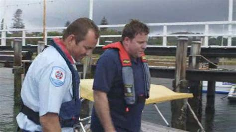 boating safety officer nsw tv ad new generation lifejackets boating safety officer