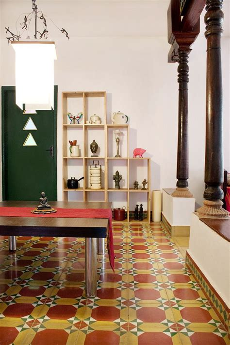 chettinad style home history  interiorindia