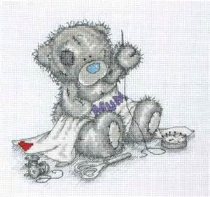 me to you bears tatty teddy pins and needles uk