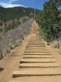 Colorado Springs Stairs by Angela S Anxious Life Colorado Book Blogger Month This Is