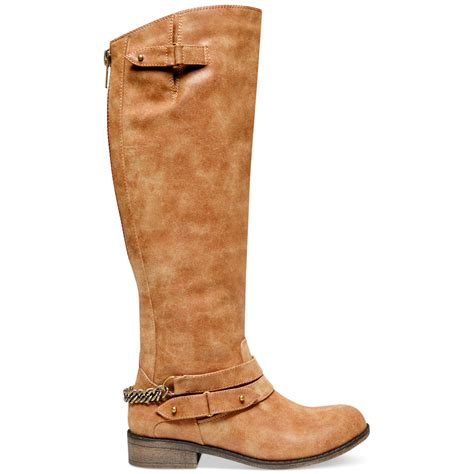 madden boots brown madden caanyon shaft boots in brown