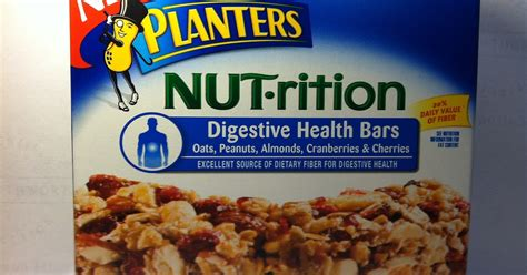 Planters Digestive Health Mix by Food Dude Review Planters Nut Rition Digestive