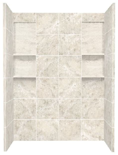 Solid Surface Shower Surround by 60 Quot X32 Quot X80 Quot Solid Surface Shower Wall Surround Shower
