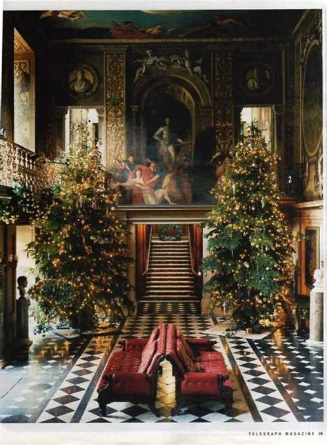 christmas at chatsworth house luxury christmas