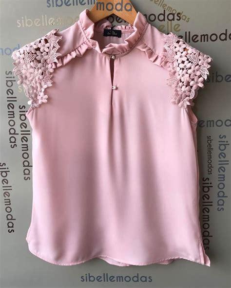 Top Crepe Mix Renda 25 best ideas about blusa de guipir on blusa renda guipir guipir and vestido guipir