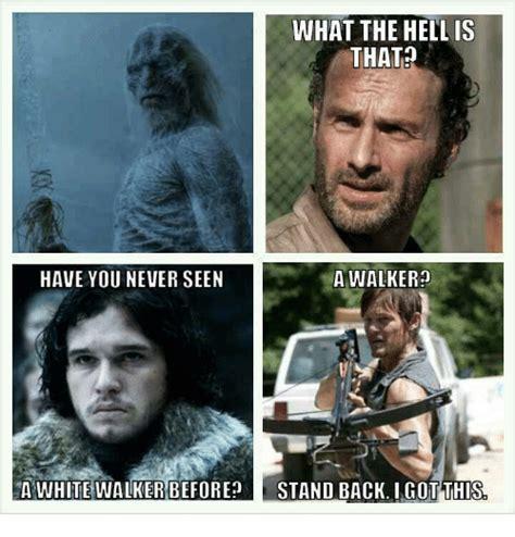 White Walkers Meme - 25 best memes about white walker white walker memes