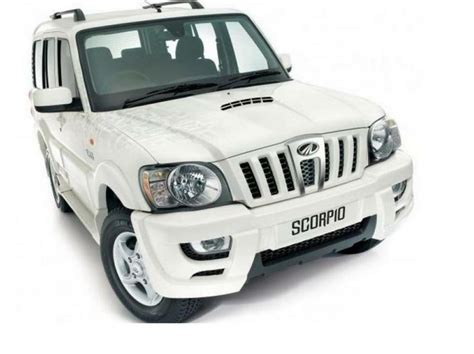 mahindra scorpio mileage diesel mahindra scorpio s6 diesel car review specification
