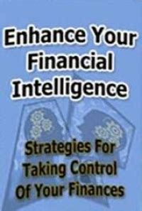 enhance  financial intelligence  avi srivastava  book
