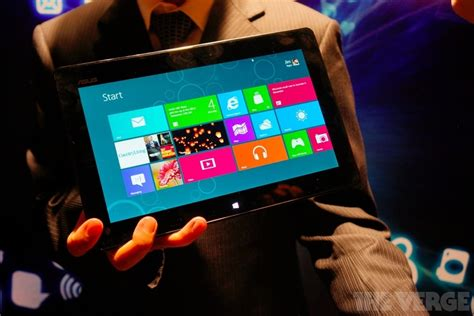 Asus Windows Rt Tablet 600 asus tablet 600 windows 8 rt tegra 3 i 2gb ram na 10 1 quot wideo