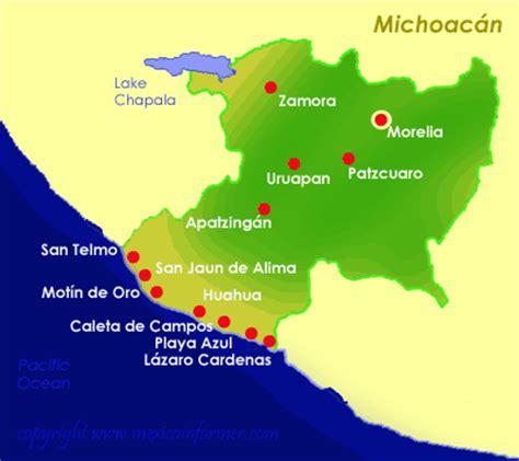 michoacan map living in gratitude