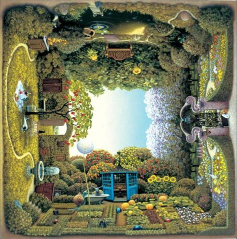 Yerka Paints Like An by Artist Inspiration Jacek Yerka Alyzen Moonshadow