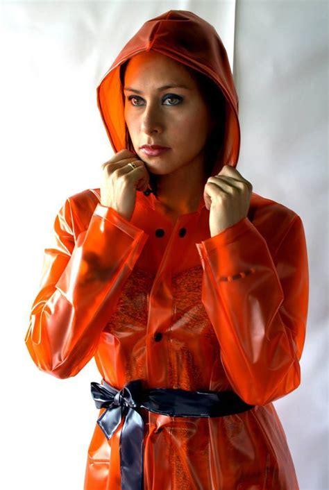 importar imagenes a latex orange transparent pvc by anfibia rainwear disfruta de la