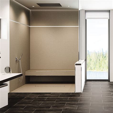 barrier free bathroom design areas of use schluter com