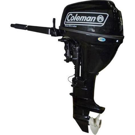 coleman trolling motor watersnake coleman 9 9 hp outboard motor