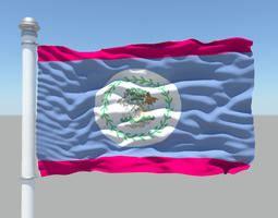 united kingdom flag 3d model obj fbx ma mb cgtrader flag pole 3d models 3d flag pole files