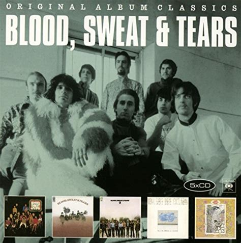 Blood S W A T And Tears blood sweat and tears cd covers