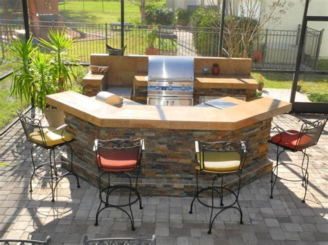outdoor kitchen and bar islands pictures to pin on pinterest the world s catalog of ideas