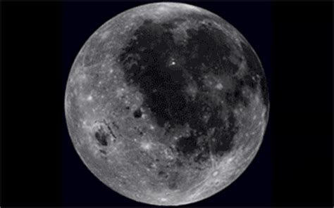 spinning the moon the science of reality rotating moon from lro apod