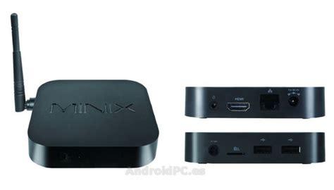 Minix Neo X6 minix neo x6 android 4 4 kitkat set top box launching soon