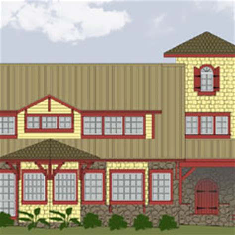 Windy Corner Garage sun plans sun inspired passive solar house plans