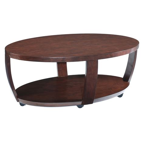 Oval Wood Coffee Table with Master Mhf1353 Jpg
