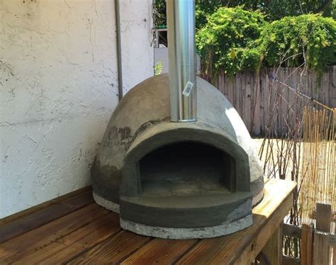 How To Build A Backyard Fireplace Diy Outdoor Pizza And Bread Oven Do It Yourself At Home