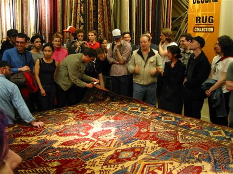 the rug department flash mob now and then