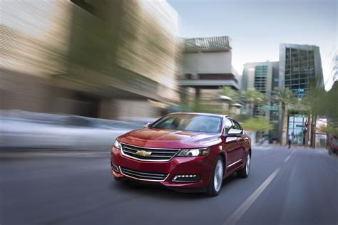 chevrolet impala gas mileage 2017 chevrolet impala chevy gas mileage the car connection