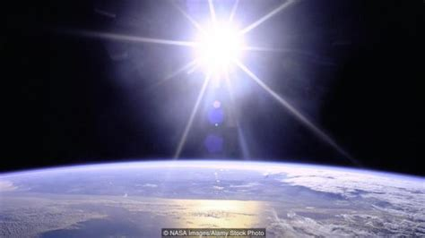 Light From Sun To Earth by Earth The Real Reasons Nothing Can Go Faster