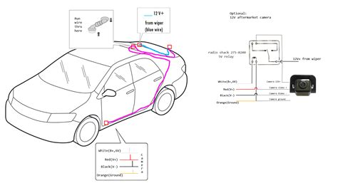 nissan backup wiring diagram wiring diagram with