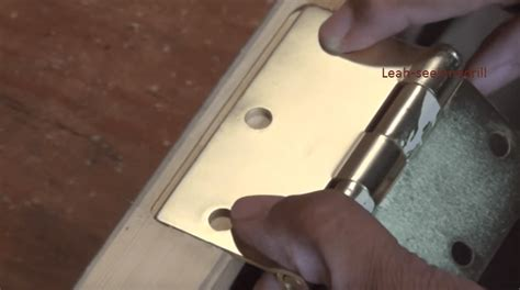 How To Cut For Door Hinges by Home Improvement Archives Brilliant Diy
