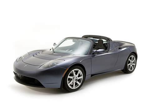Tesla Overview 2009 Tesla Roadster Overview Cargurus