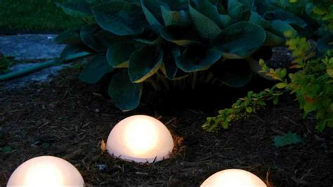 ideas solar led landscape lighting garden lights home