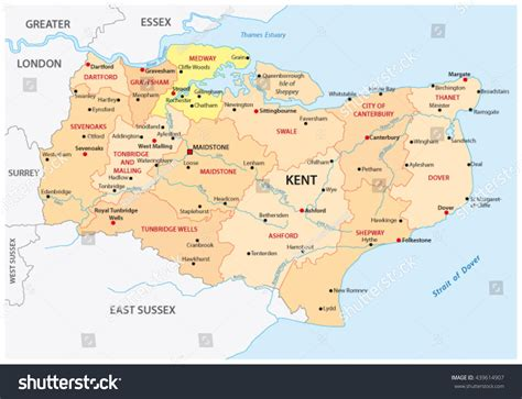 map uk kent map kent uk county travel maps and major tourist