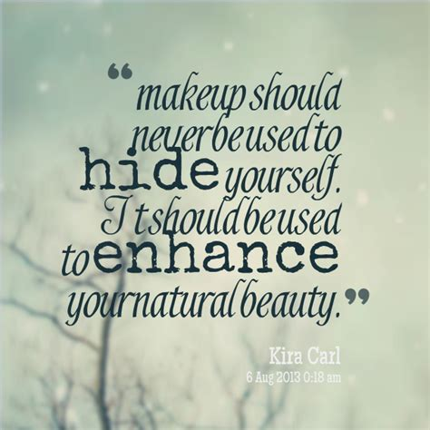 quote about beauty make up