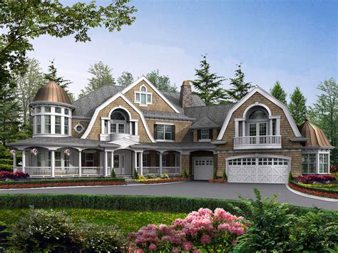 Style Home Plans by Architectural