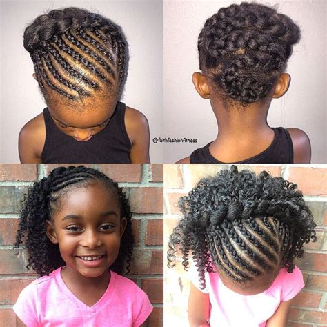 cornrow patterns for pre braided crochet braids 60 best images about natural hairstyles for kids on