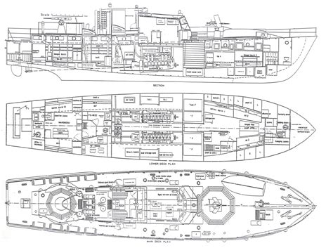 ship floor plan space cargo ship deck plan pics about space