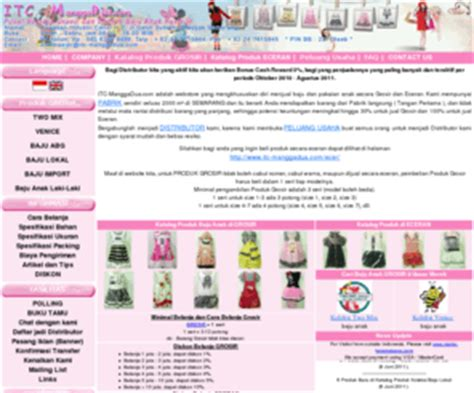 Baju Bayi Di Itc Cipulir itc manggadua jual beli grosir dan retail baju anak pakaian anak busana anak di itc