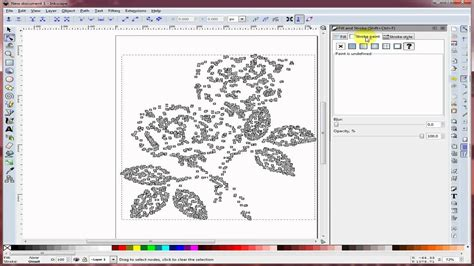 inkscape engraving tutorial trace bitmap with inkscape doovi