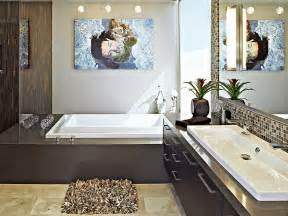 Master Bathroom Wall Decorating Ideas » Home Design 2017