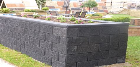 boral garden wall blocks price retaining walls blocks tiles