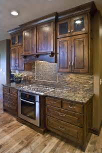 kitchen cabinets on pinterest 17 best ideas about knotty alder kitchen on pinterest