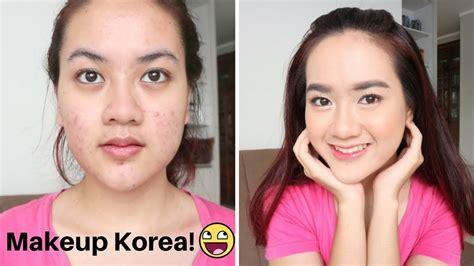tutorial makeup alifah ratu makeup korea di kulit jerawat bekas jerawat by alifah
