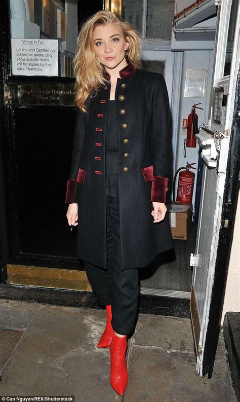Natalie Dormer Website Got Natalie Dormer Looks Chic In Jacket
