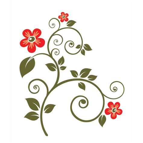 free vector graphics clipart flower vector clipart