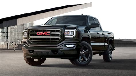 2019 Gmc Elevation Edition by 2019 Gmc 1500 Limited Light Duty Truck