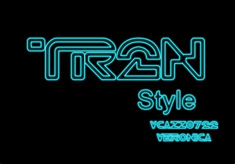 design system e font tron style